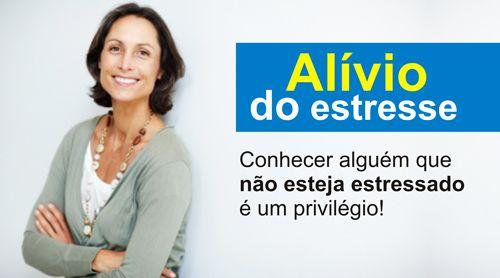 ALÍVIO DO ESTRESSE