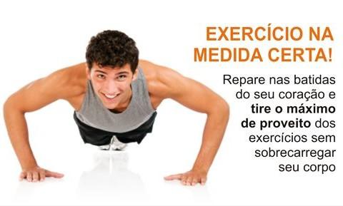 EXERCICIO NA MEDIDA CERTA