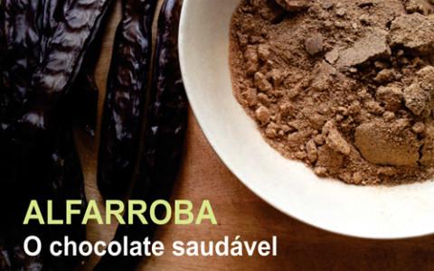 ALFARROBA – O CHOCOLATE SAUDÁVEL