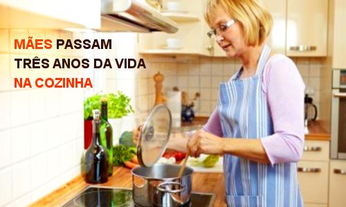 Mae Na Cozinha
