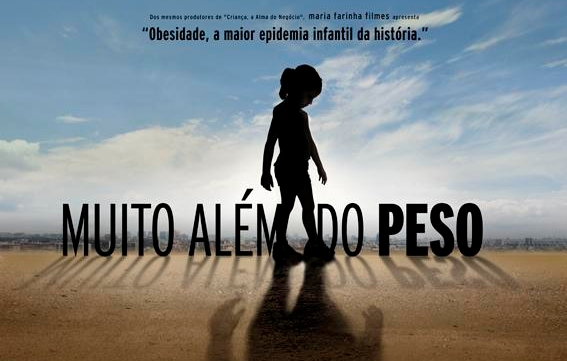 MUITO ALÉM DO PESO