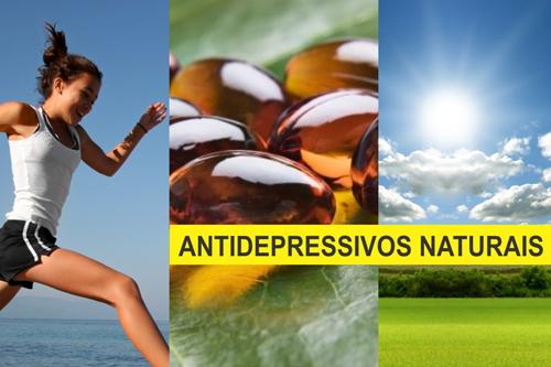 ANTIDEPRESSIVOS NATURAIS
