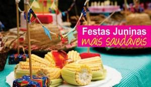 FESTAS JUNINAS MAIS SAUDÁVEIS