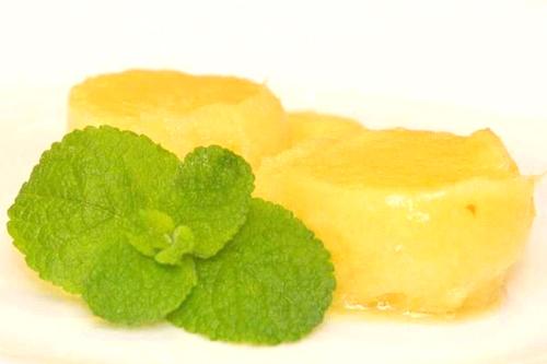 sorbet abacaxi