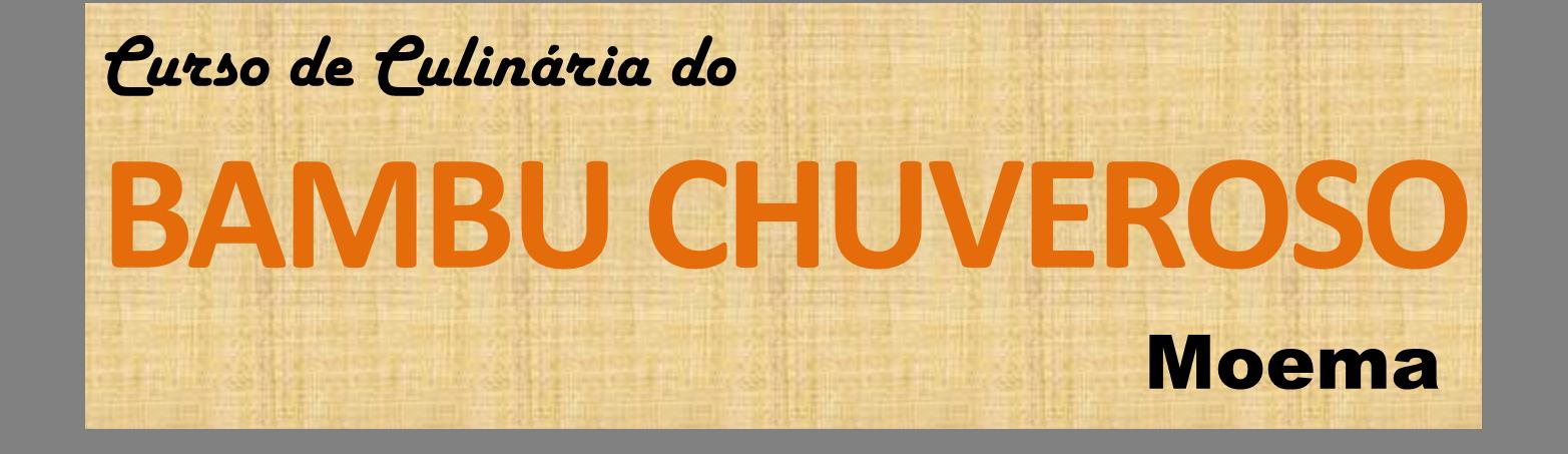 Aula De Culinária – Moema – São Paulo